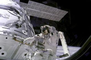 space history, NASA, extravehicular activty, eva