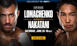 Lomachenko vs Nakatani live stream: how to watch the boxing from anywhere online