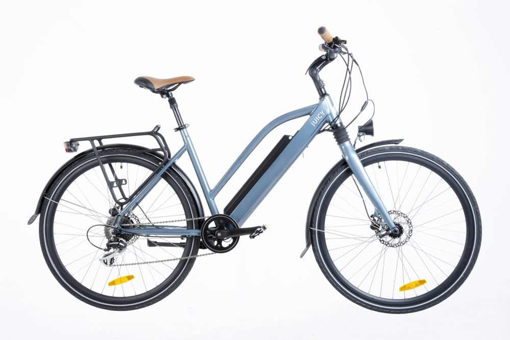 Juicy Roller Electric Bike Review Cycling Weekly