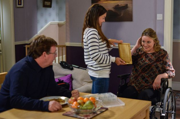 EastEnders Jane Beale Ian Beale Stacey Fowler