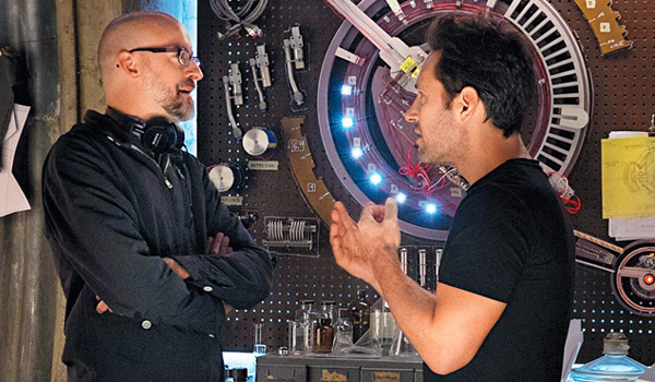 Peyton Reed Paul Rudd Ant-Man