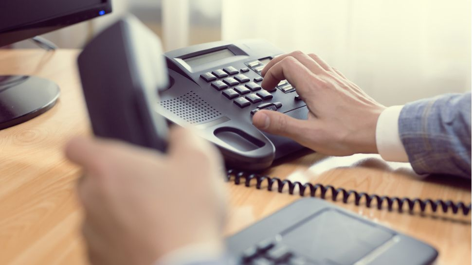 Does your desk phone pose a major security risk?