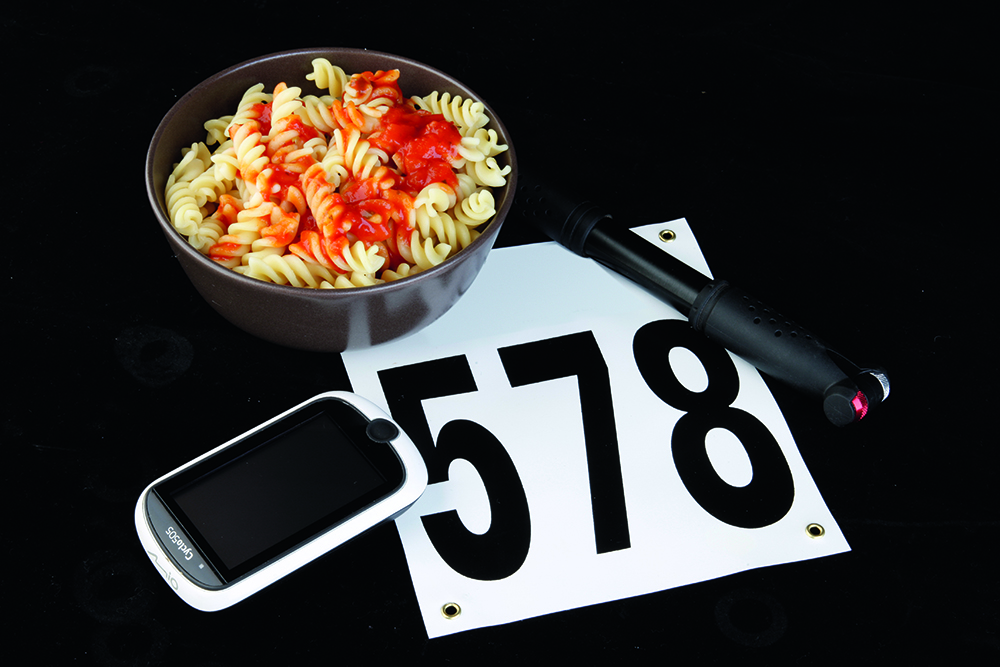 Do cyclists really need to carb-load before a big ride?