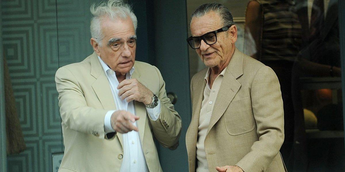 Martin Scorsese, The Irishman
