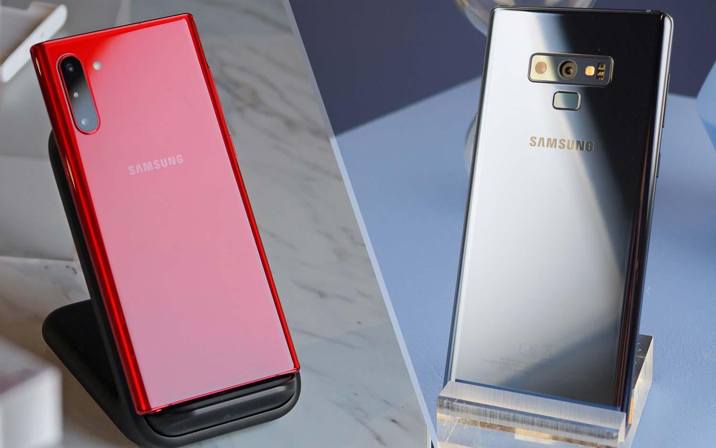 Samsung Galaxy Note 10 vs  Note 9: Should You Upgrade