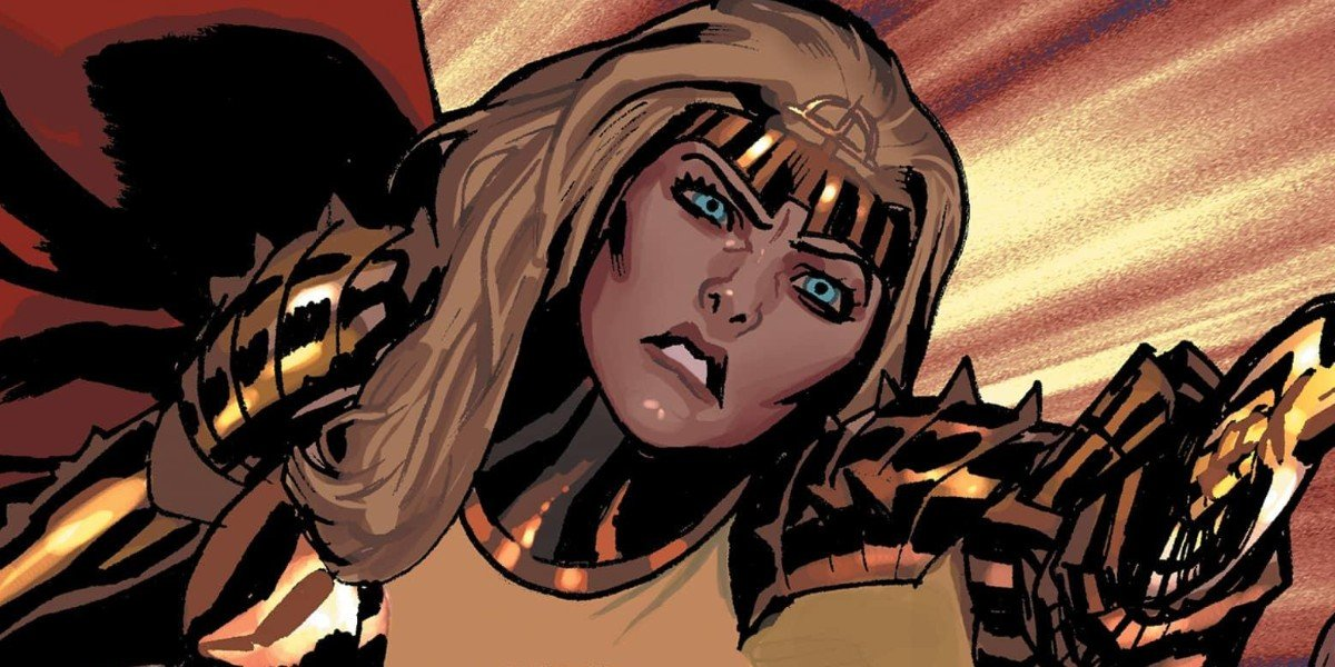 Thena Marvel Comics