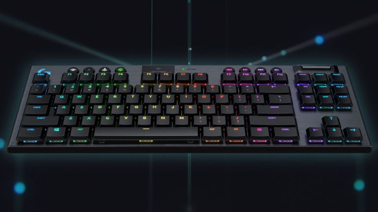 Best gaming keyboards mechanical RGB membrane Logitech G915 TKL