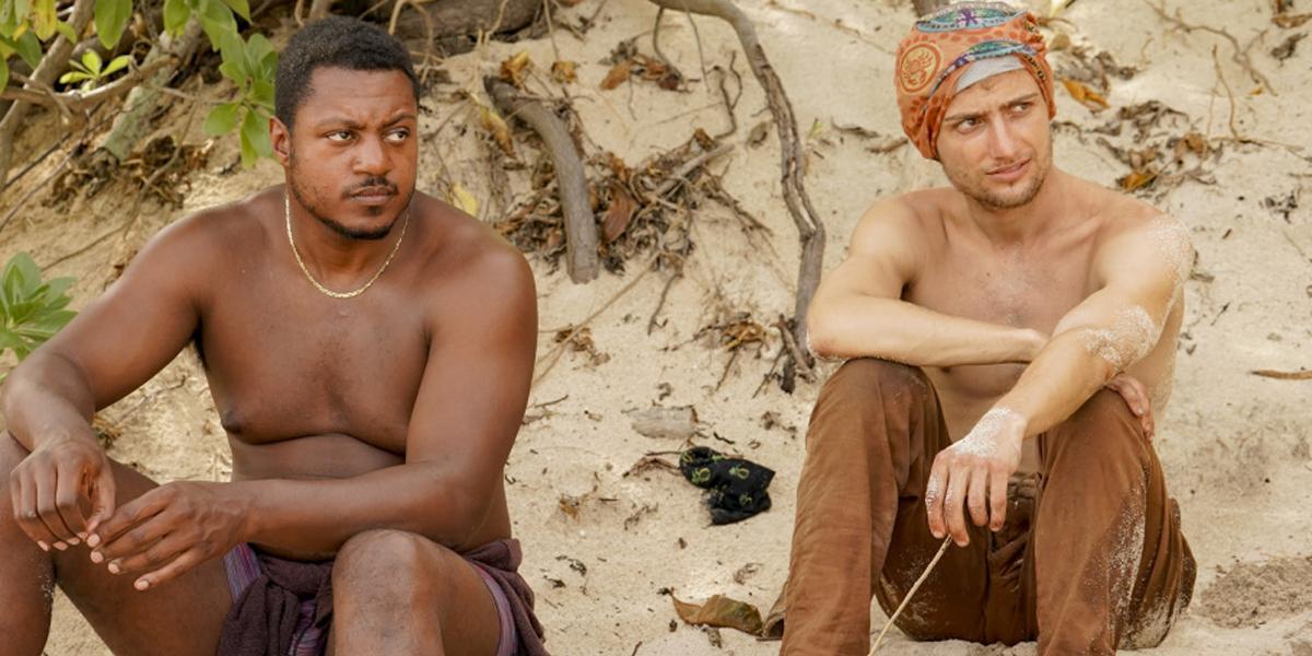 Survivor: Island of the Idols Jamal and Jack 2019 CBS