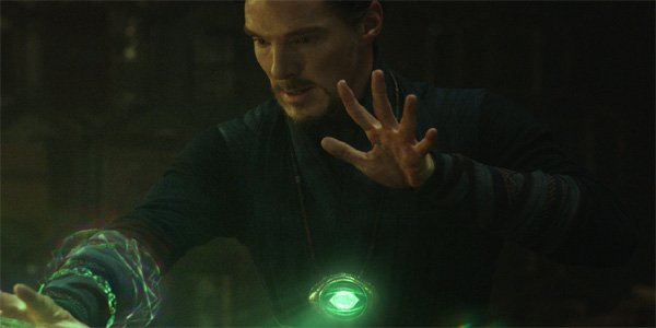 How An Infinity Stone Ended Up In Doctor Strange
