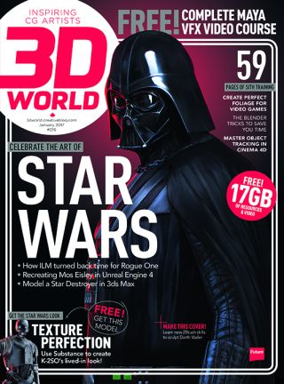 Download files for 3D World 216 | Creative Bloq