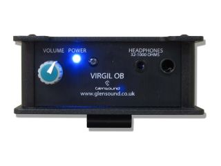 Glensound Launches Virgil OB Dante, AES67 Headphone Amp
