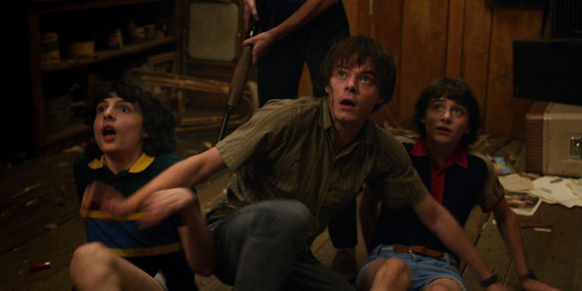 stranger things season 3 mike jonathan will cabin netflix