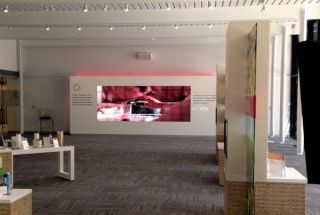 Christie Creates MicroTiles Display at DuPont Innovation Center