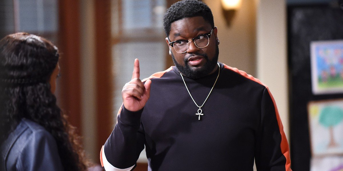 Lil Rel Howery in Rel