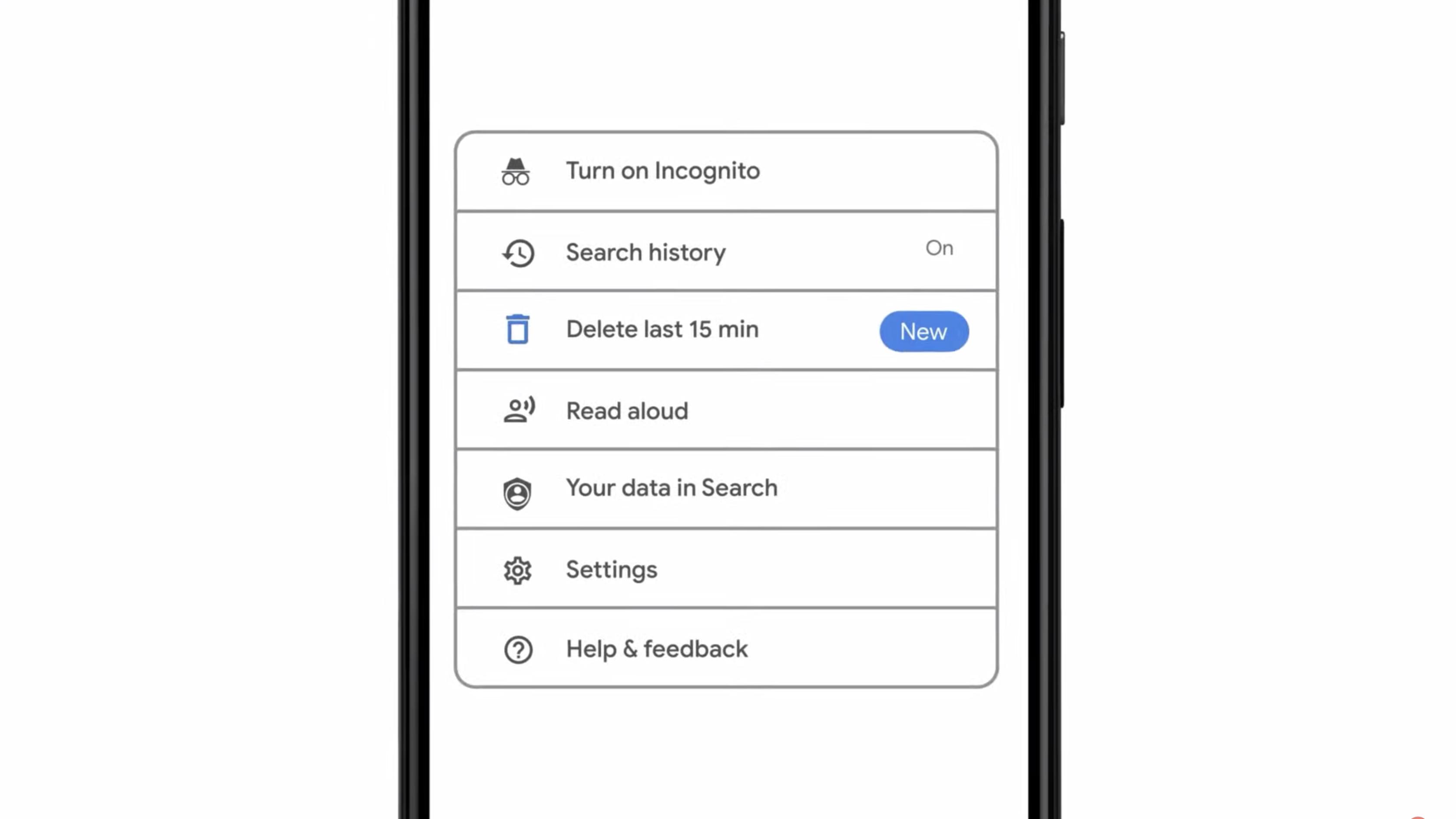 Google IO 2021 search history
