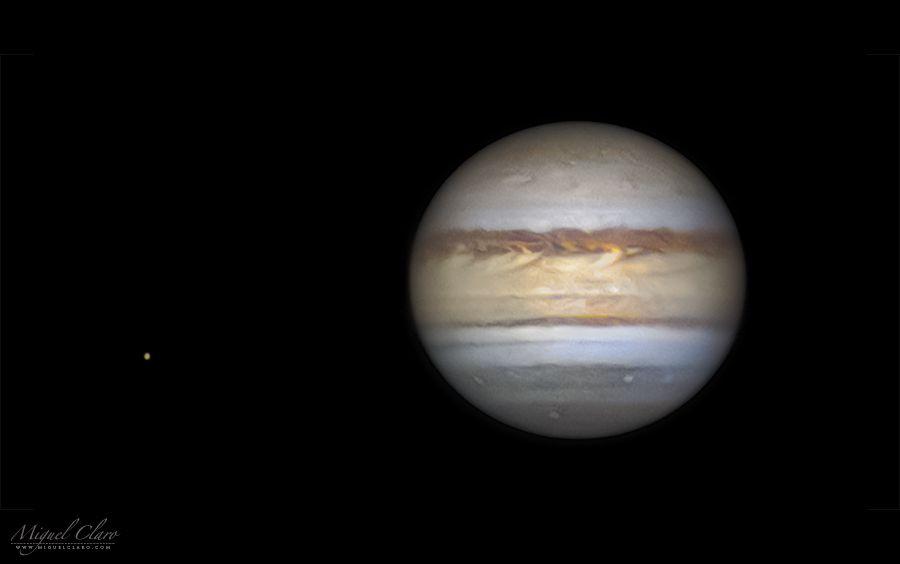 See Jupiter and Saturn at their brightest this week