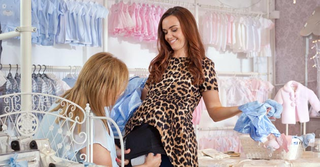 Jennifer Metcalfe plays Mercedes McQueen