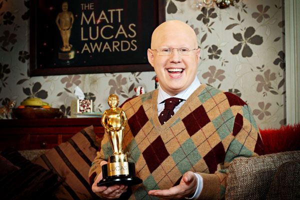 Matt Lucas: 'I was nervous appearing as myself'
