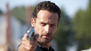 How will Rick leave The Walking Dead season 9?