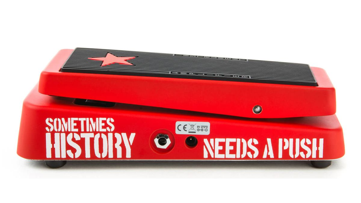 Deals on parade: save over $50 on the new Tom Morello signature wah pedal