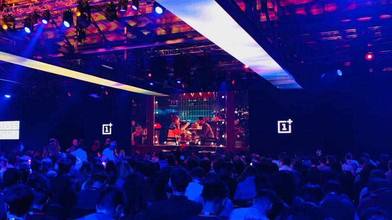 OnePlus 7 Pro Launch Live Stream