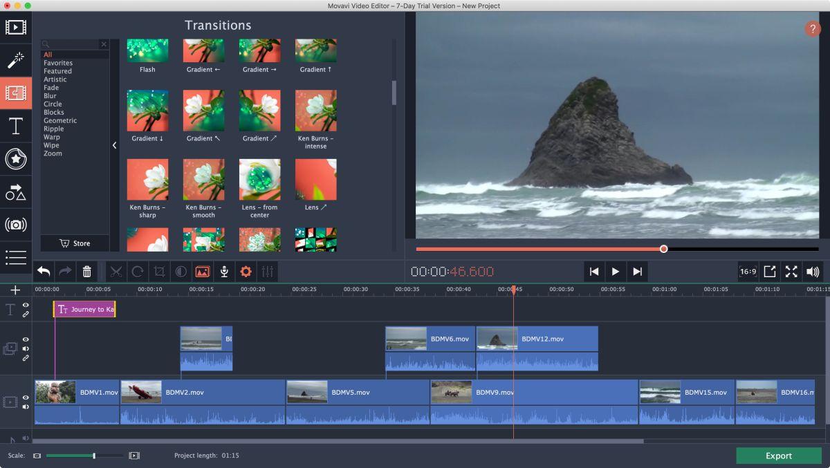 Movavi Video Editor 15.0.1 Review | TechRadar