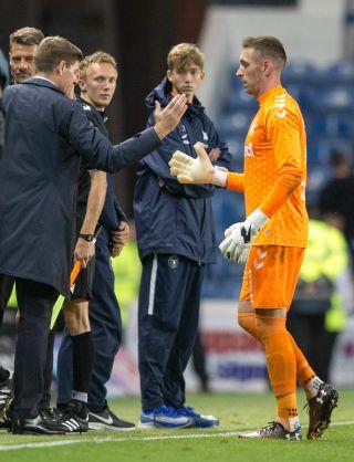Rangers v Midtjylland – UEFA Europa League – Third Qualifying Round – Second Leg – Ibrox Stadium