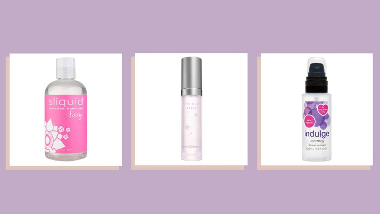 Collage of three of the best lubes