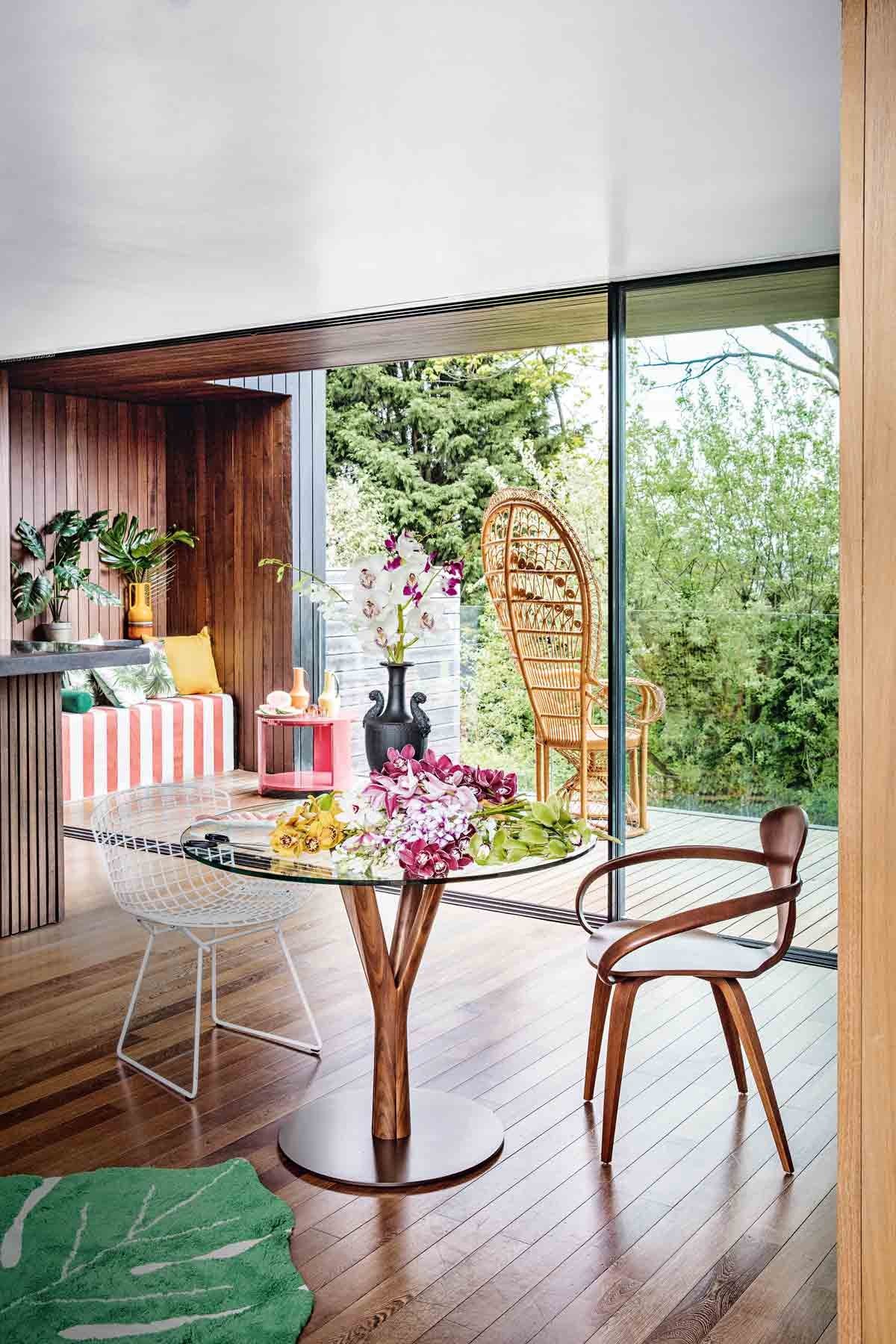Decorating Trend Slim Aarons And Mid Century Modern