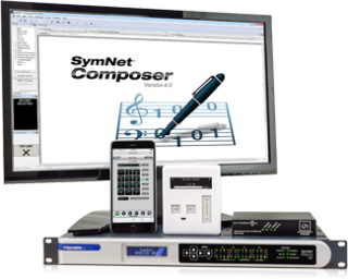 Symetrix Announces New Third-Party Integrations with SymNet Composer 4.0
