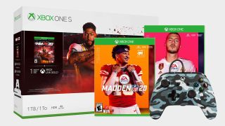 Get 3 free games and a bonus controller with this cheap Xbox One deal before Black Friday