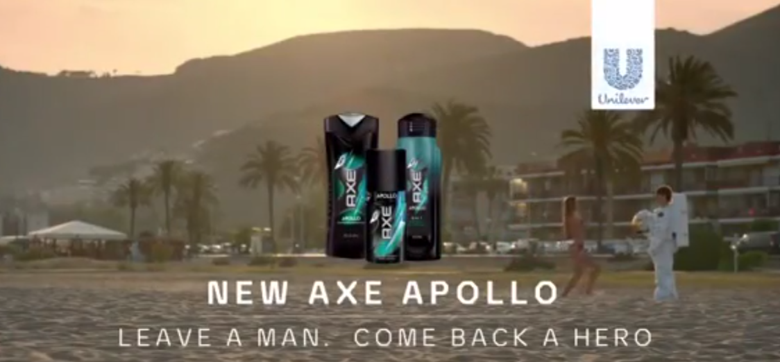 Astronaut Hopefuls Face Off for Axe Apollo's Free Trip to