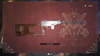 resident evil village guns
