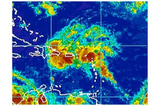 tropical wave, weather