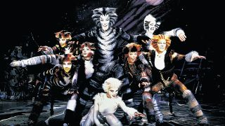 BritBox musicals — the 1997 stage production of Cats.