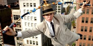 Matthew Broderick as Inspector Gadget