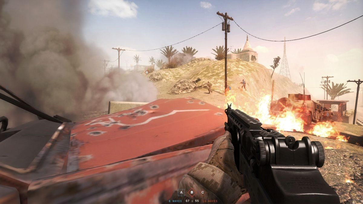 Insurgency is free until Wednesday, and you can keep it forever