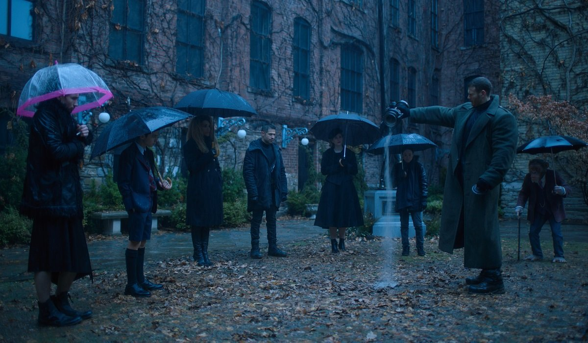 the umbrella academy season 2 time travel