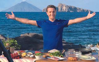 Gino D'Acampo goes on a coastal journey through his homeland