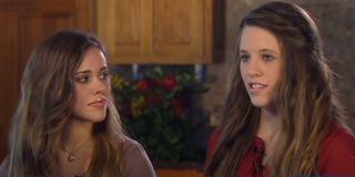 Jill and Jessa Duggar talking to Megyn Kelly after molestation report reveal