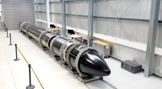 Rocket Lab's Electron Rocket