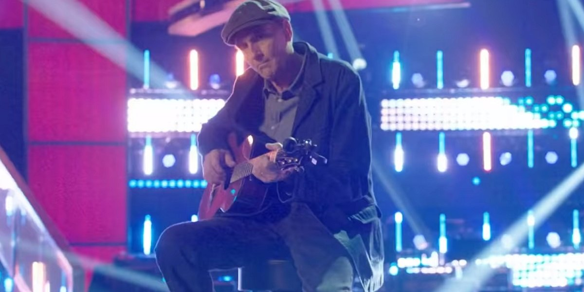 James Taylor The Voice NBC