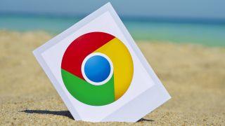 Image of Chrome logo