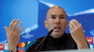 Zinedine Zidane Champions League final