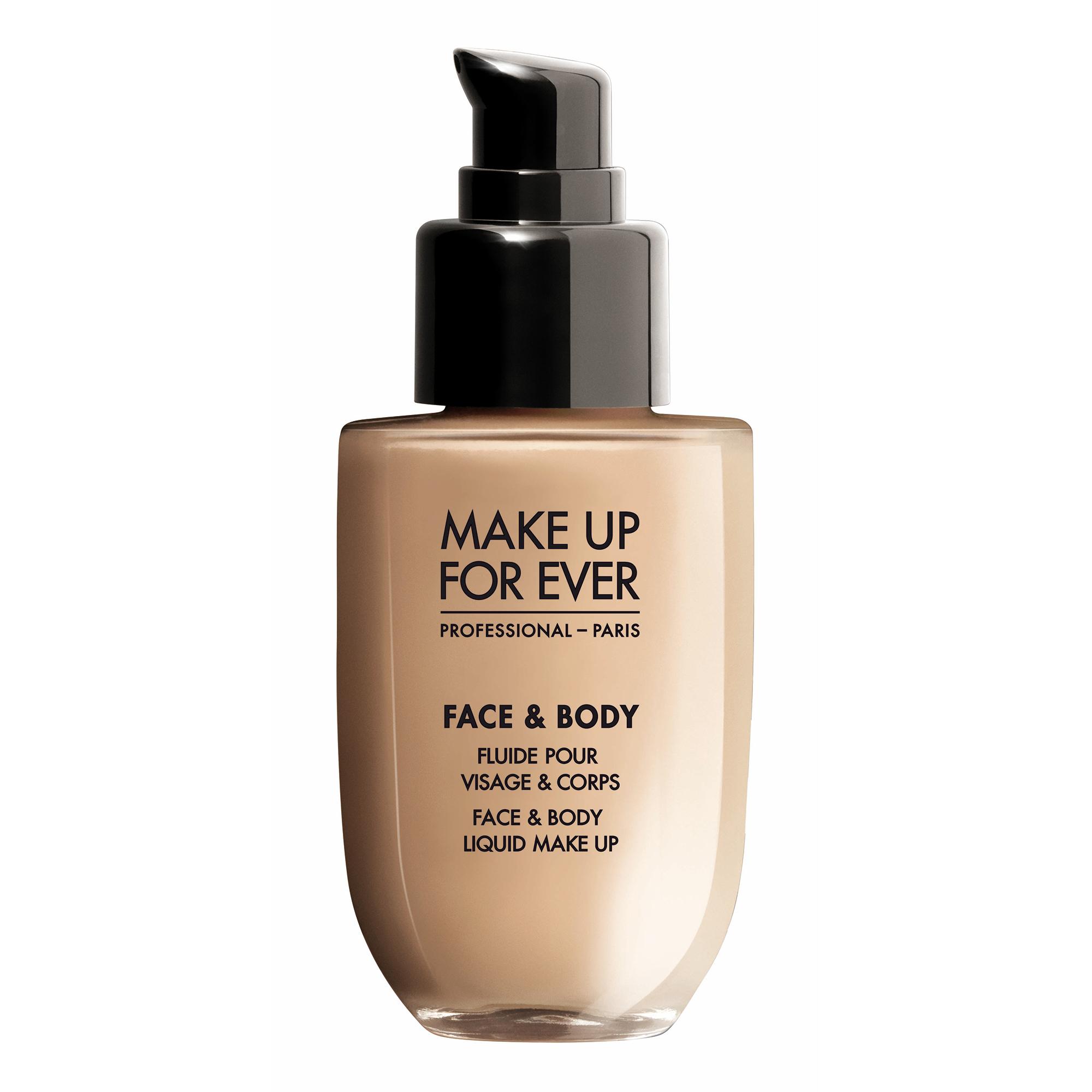 Make Up For Ever Face & Body Liquid Makeup, £27