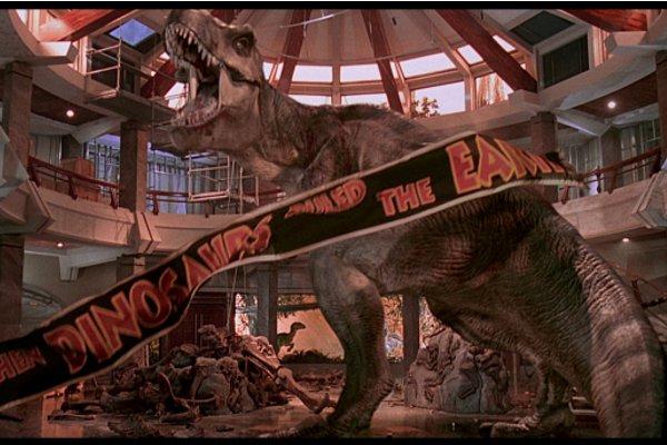Jurassic Park T Rex Roar Ranking The 10 ...