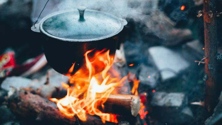 Camp cooking: eat well on your adventures