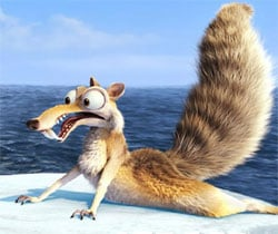 watch all of the ice age short film scrats continental