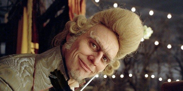 Jim Carrey as Count Olaf