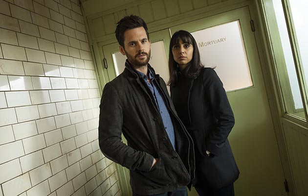 Dark Heart- shows Tom Riley